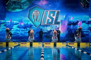 2020 ISL: Race Videos from Match 1, Day 2, Including Breast & Back Skins Races