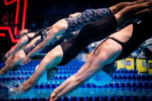 Dumont's 200 Free Belgian Record Helps Rocket Her Up ISL MVP Standings