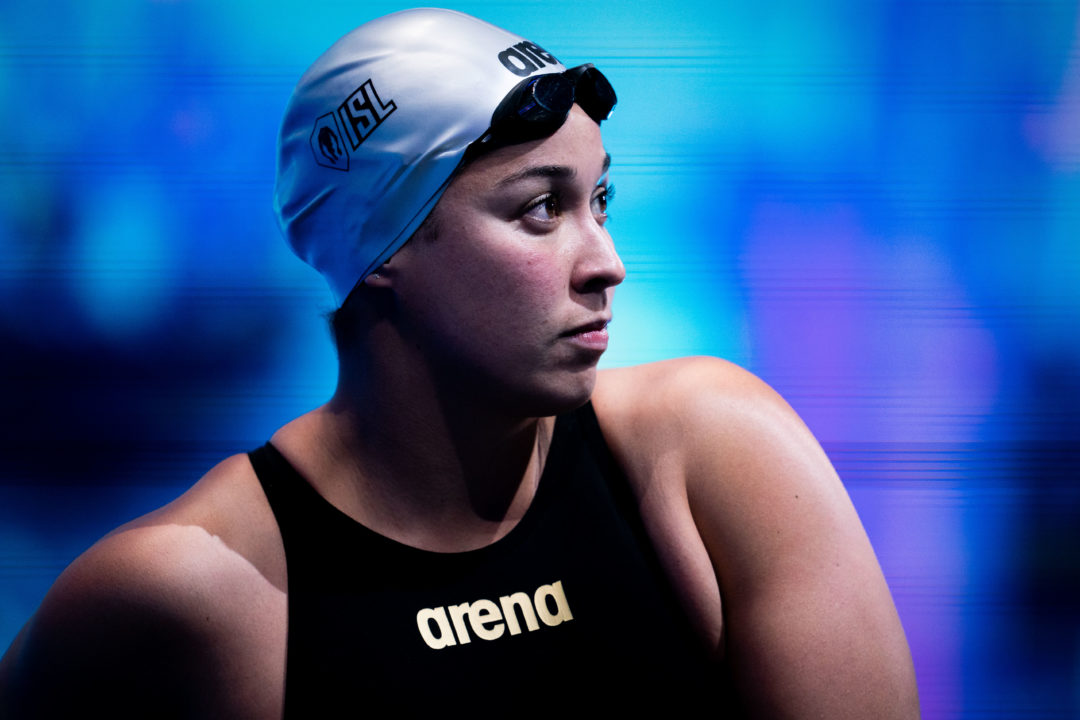 Kromo Nears Lifetime Best 50 Butterfly Mark To Close Out Eindhoven