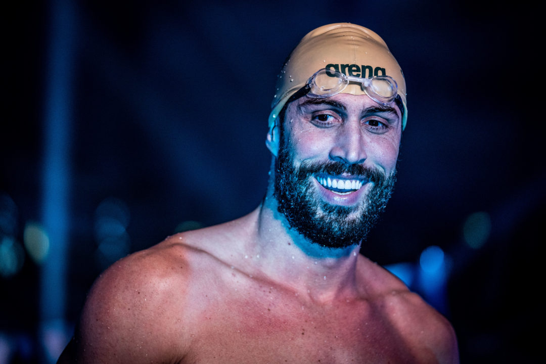 Guilherme Guido Shares How He's Trained His Underwater Kicks (Video)