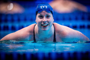 2020 Swammy Awards: US Female Swimmer of the Year, Lilly King