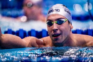 Sakci vs Shymanovich in the 50 Breast: Match 7 Day 1 Entries