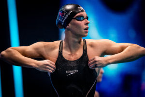 Hansson Hits 57.59 100 Fly Prelim In Manchester