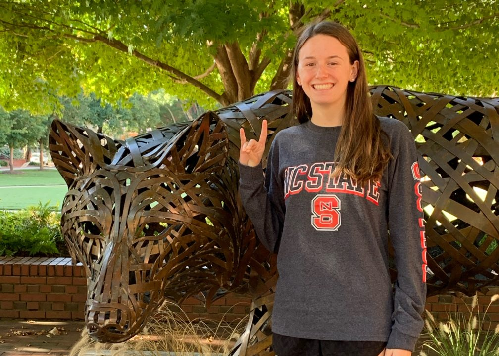 Katherine Helms (2022) Pledges Verbal Commitment to NC State