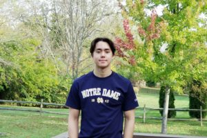 Winter Juniors Finalist Dillon Edge (2022) Verbally Commits to Notre Dame