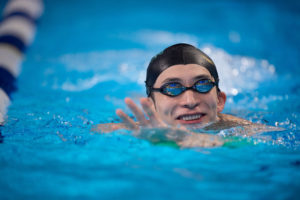 Irie Hits 53.00 100 Back, Matsumoto 1:45-mid 200 Free At Japan Open