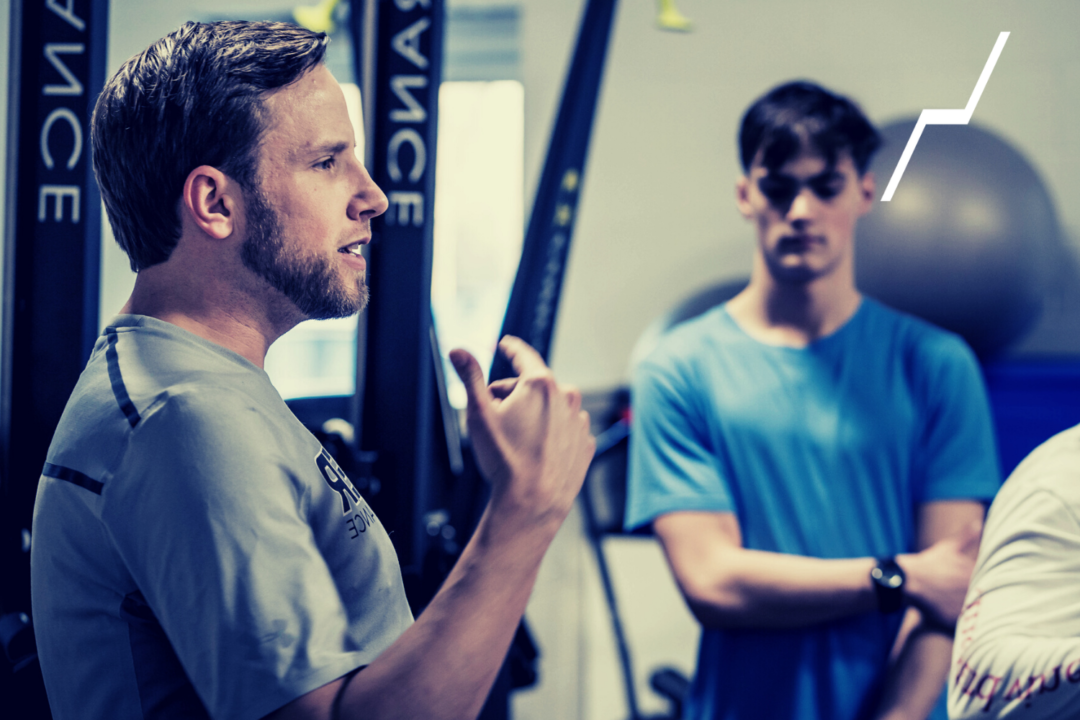 Coaching the Dryland Coach Within You: A Guide for Swim Coaches