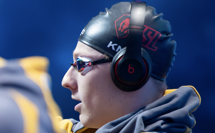2020 Swammy Awards: Canadian Male Swimmer Of The Year – Finlay Knox