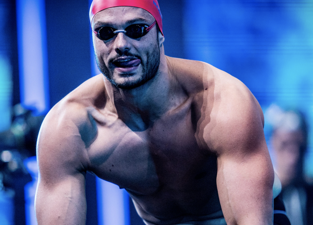 Florent Manaudou Is Lined-Up for Match #6 MVP after Energy Chooses Free Skins