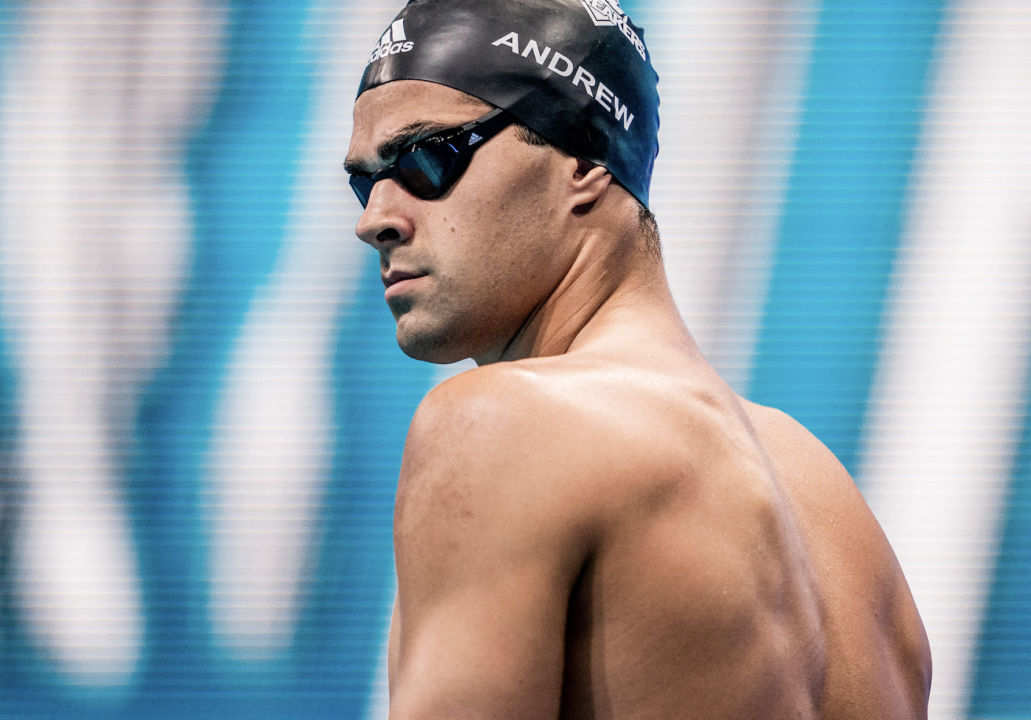 """SSPC: Michael Andrew """"I'm honestly tired of being the guy that can only swim 50s"""""""