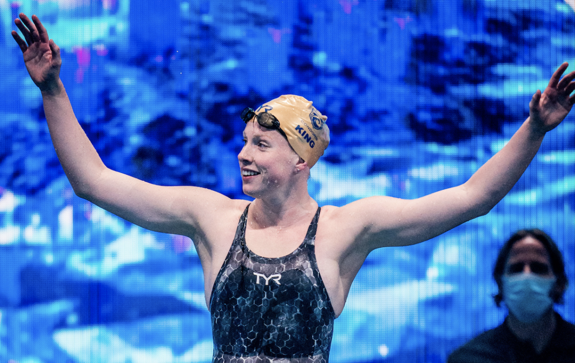 Lilly King's ISL Unbeaten Streak Snapped By Annie Lazor After 30 Races