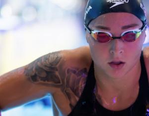 Anna Egorova Clocks 4:04.10 To Down Russian Record In 400 Free