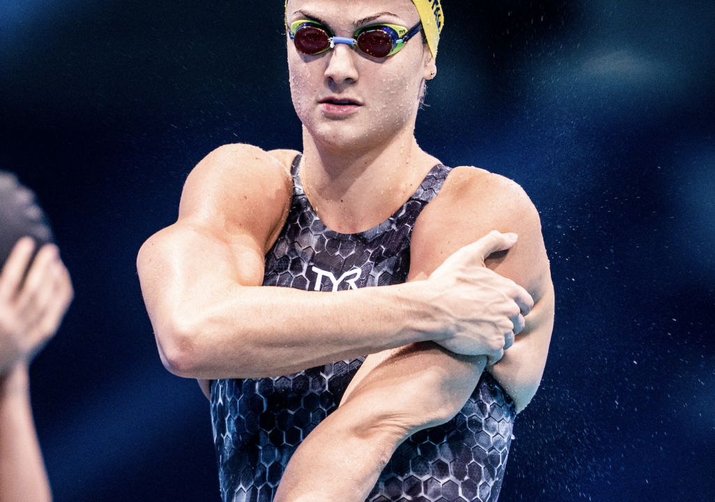 On-Fire Gastaldello Hits New French Record In 100 Free