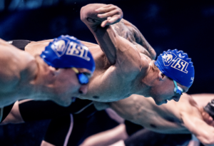Relay Analysis: Dressel's 45.0 Leads Condors To Fastest Mixed Free Of Season