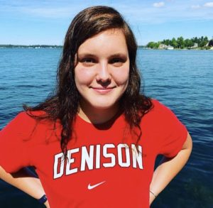 Winter Juniors Qualifier Taryn Wisner Commits to Denison