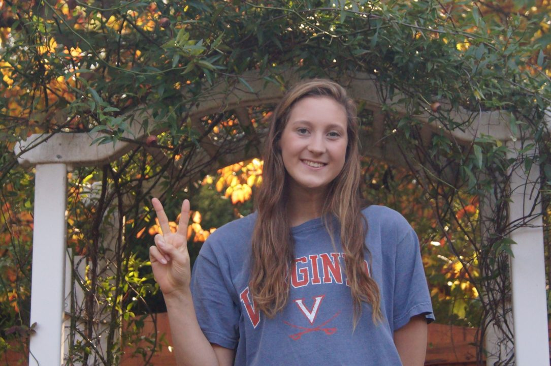 3x NC HS Champion Madeline Smith (2022) Announces Verbal Commitment to UVA