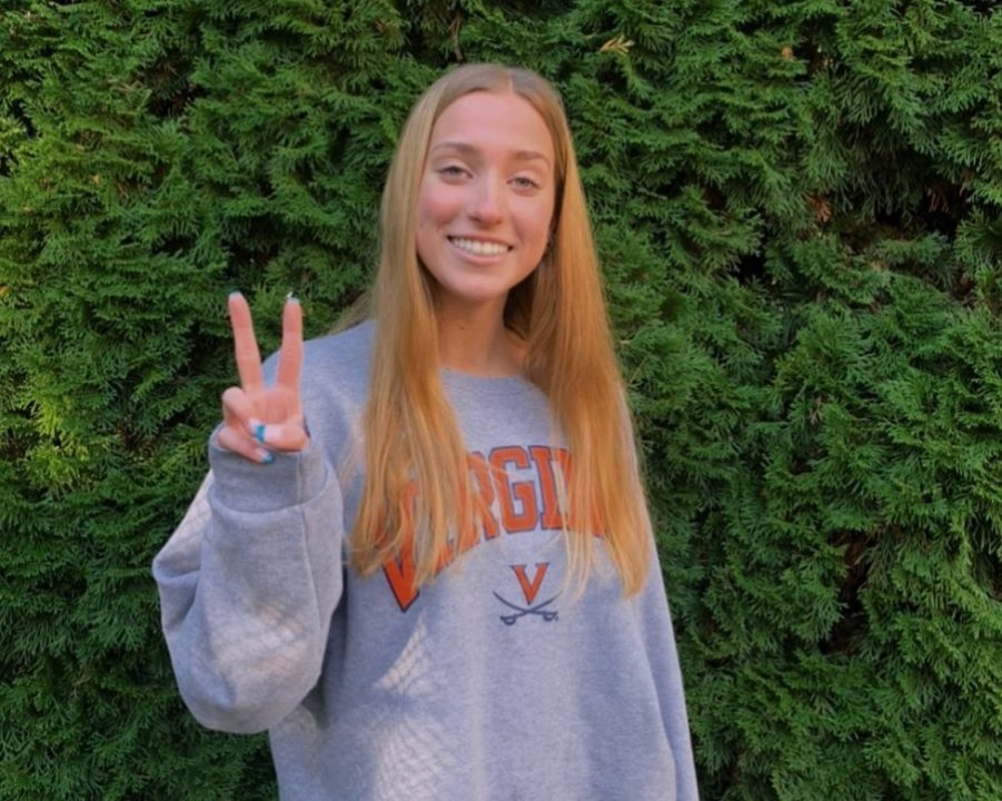 UVA Receives Verbal from Illinois HS Record-Holder #13 Carly Novelline (2022)