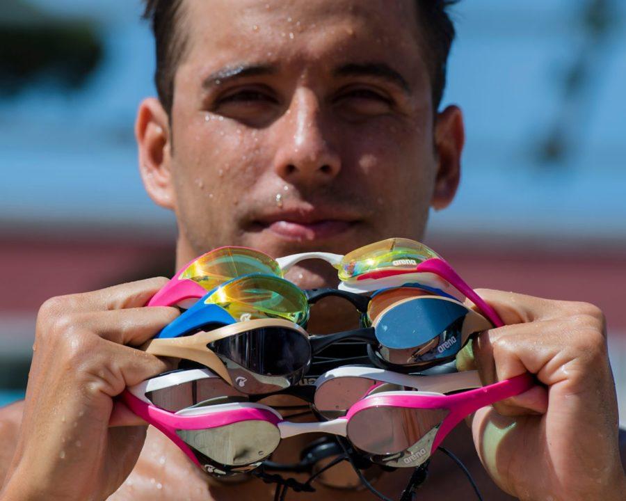 Este sencillo test de Arena te dice cuáles son tus gafas de natación ideales