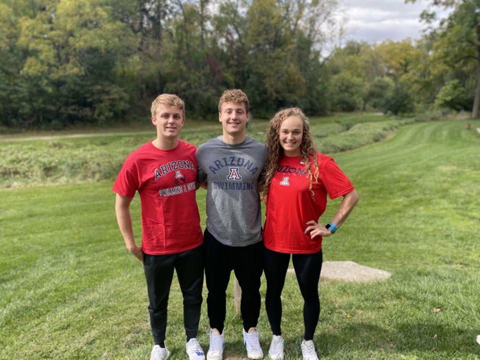 Triple Transfer: Ryan Purdy, Evan Holt and Grace Reeder Leave Iowa for Arizona