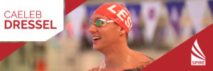 Olympic Champion Caeleb Dressel Joins SPIRE Institute & Academy as Ambassador
