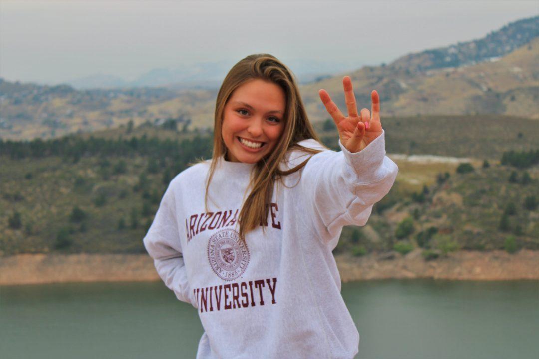 Arizona State Women Launch 2022 Recruiting with Verbal from Mackenzie Nedom