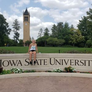 Iowa —>Iowa State: Maddie Ziegert Announces Short Transfer after Program Cut