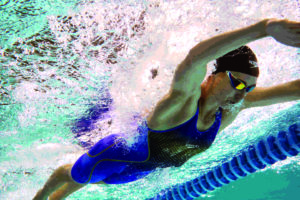 Speedo Stars Get Creative To Launch Ultraviolet Fastskin