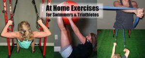 At-Home Exercises For Swimmers & Triathletes