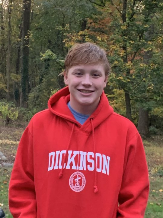 Aidan Keillor Commits to DIII Dickinson College