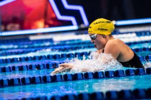 Anastasia Gorbenko Record Nazionale E Qualificazione 200 Rana/50 Stile