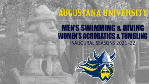 Augustana University Announces Addition of Men's Swimming for 2021-2022