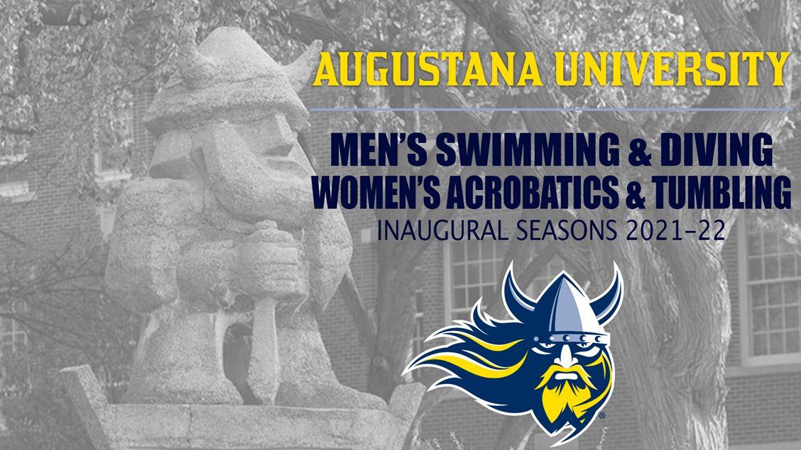 Augustana University Announces Addition of Men's Swimming for 2021-2022