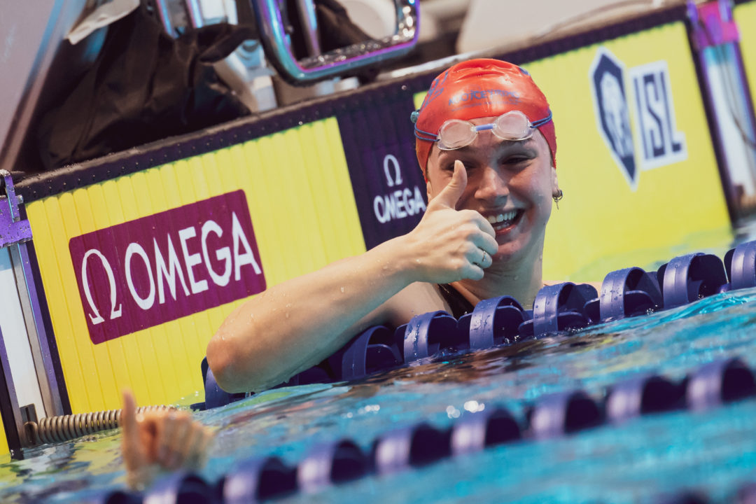 SwimSwam's Top 100 for 2021: Women's #40-31