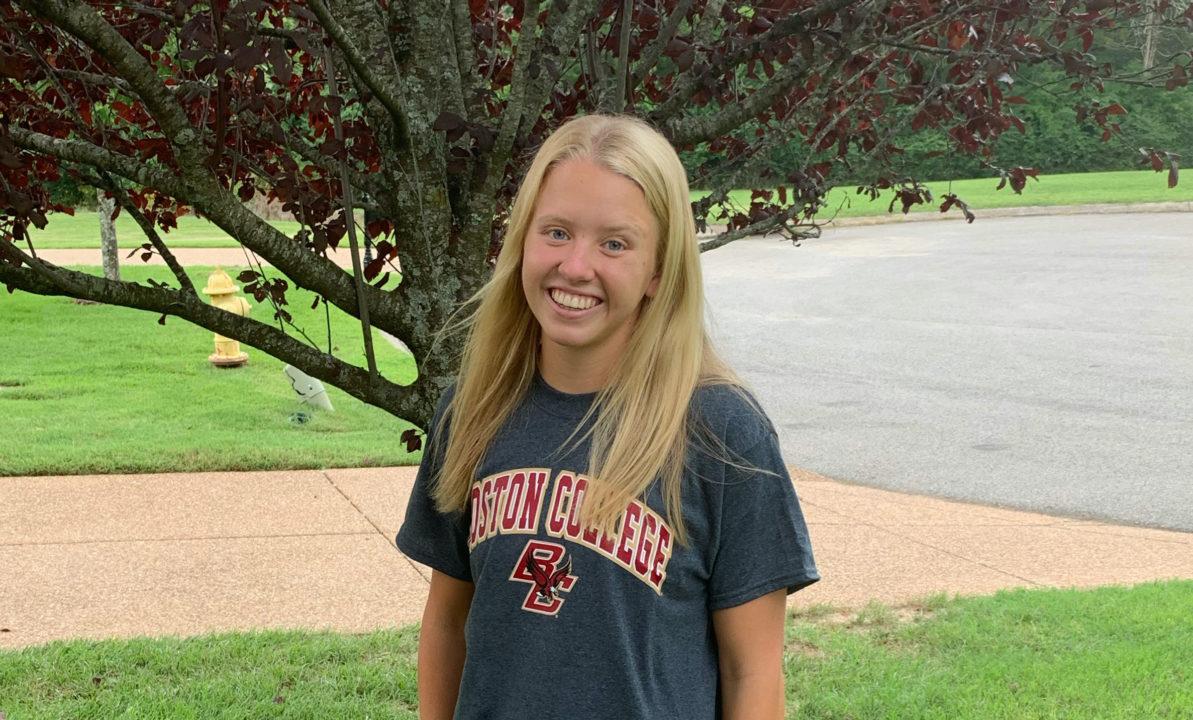 Junior Nationals Qualifier Hannah Neilsen Sends Verbal to Boston Eagles