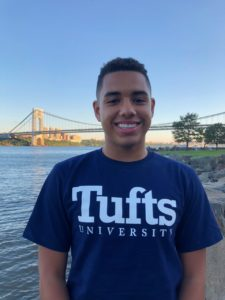 Brian Uribe Commits to DIII Tufts University