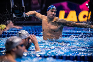 2020 Swammy Awards: Male Swimmer of the Year Caeleb Dressel
