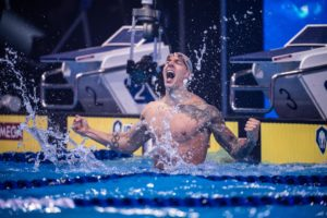 WATCH: Caeleb Dressel's Record-Breaking Swims From 2020 ISL Finale