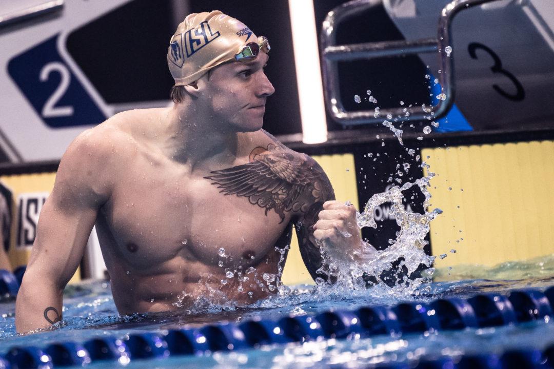 ISL Se Caeleb Dressel Ki Record Breaking Swims Ki Sabhi Video