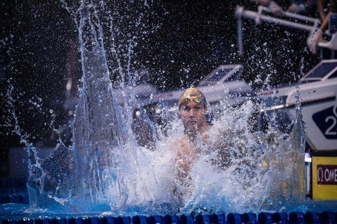 NEW YEAR'S QUIZ: Which Swimming Events Had a SC or LC World Record Set In 2020?