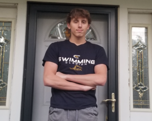 49-second 100 Flyer David Bocci Chooses Clarion University for 2021-22