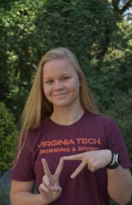 Darby Galbraith Commits to Virginia Tech After Initial William & Mary Choice