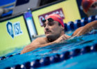 Florent Manaudou Energy Standard ISL by Mike Lewis
