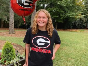 Futures Qualifier Elizabeth Isakson Sends Verbal Commitment to Georgia