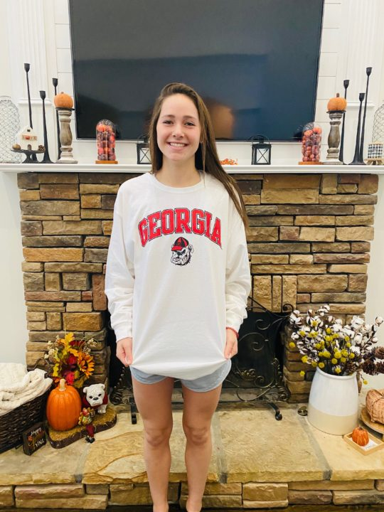 Emma Norton Commits to Georgia (2022) to Join Older Brother Mitchell