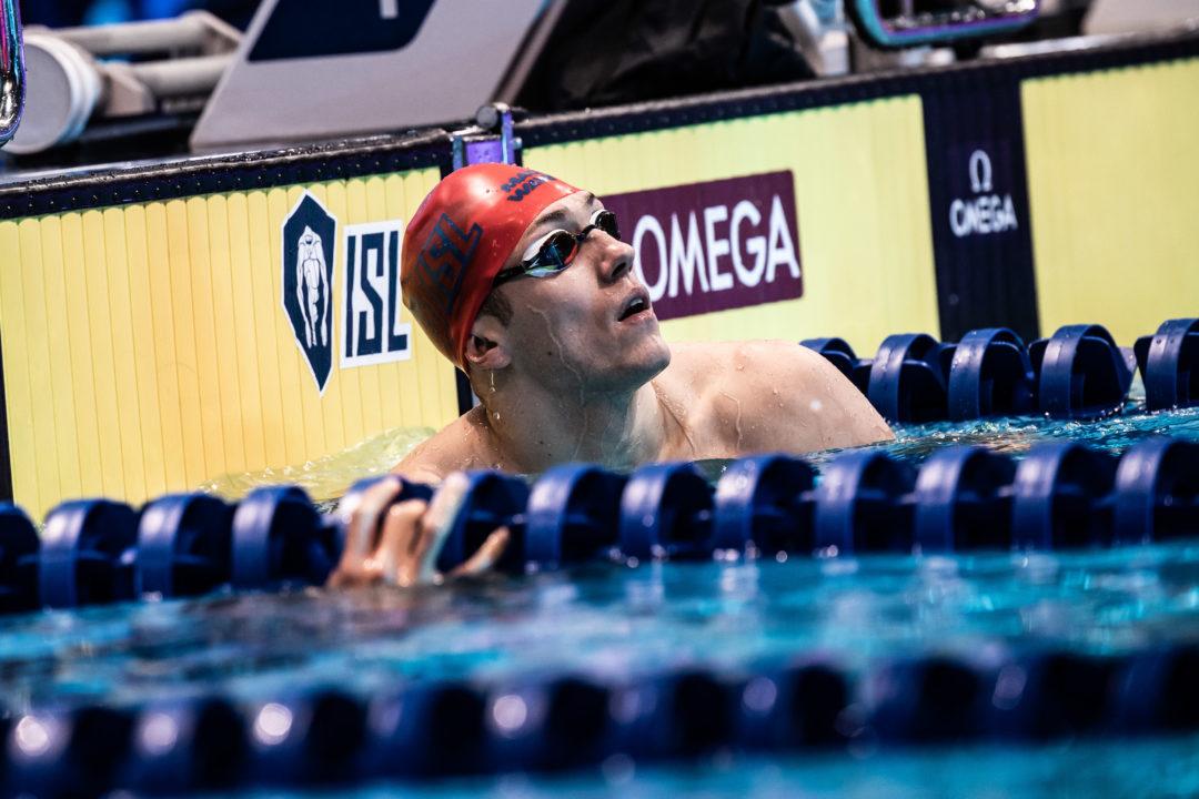 Open Bielorussia Ilya Shymanovich Qualifica Olimpica 100 Rana