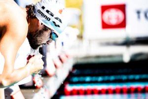 Jorge Iga Record Messicano 50 Farfalla Al UANA Tokyo Qualifier