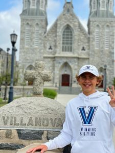 Villanova Commit Brown Swims 9:05.31 in 1000 Yard Free