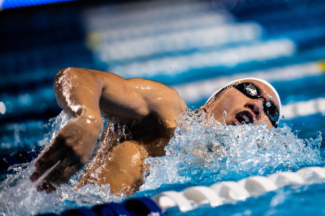 Swim of the Week: Matsumoto's 1:45.1 JPN Record in 200 Free