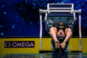 Kira Toussaint Sets European Record In 50 Backstroke