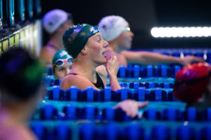Toussaint Turns In 27.10 To Lower Hours-Old 50 Back European Record